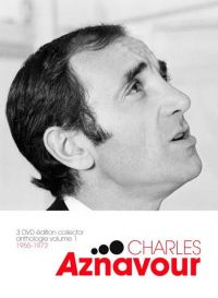 Cover Charles Aznavour - Anthologie volume 1 1955-1972 [DVD]